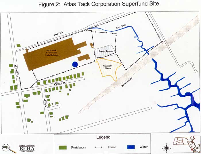 Atlas Tack Corporation Superfund Site