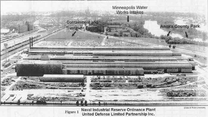 Naval Industrial Reserve Ordnance Plant, United Defense Limited Partnership Inc.