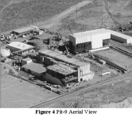Figure 4 Pit-9 Aerial View