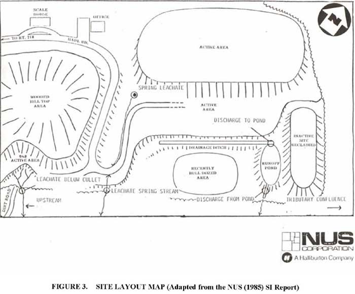 Site Layout Map