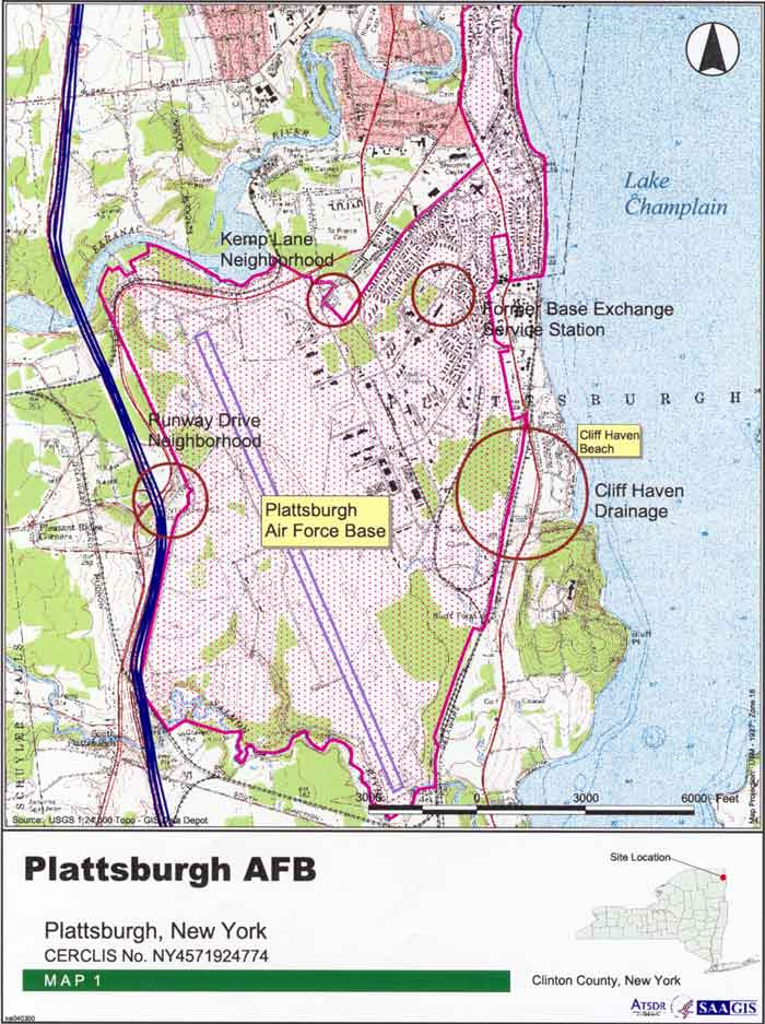 Plattsburgh Air Force Base