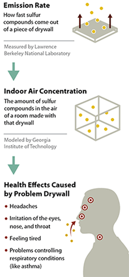 Drywall Info Graphic