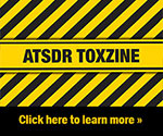 ATSDR Toxzine badge
