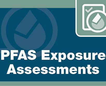 PFAS Exposure Assessments Icon