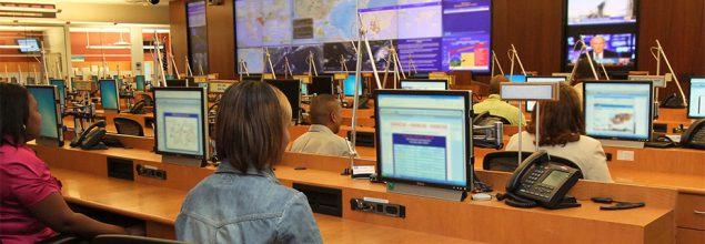 CDC Emergency Operations Center (EOC)