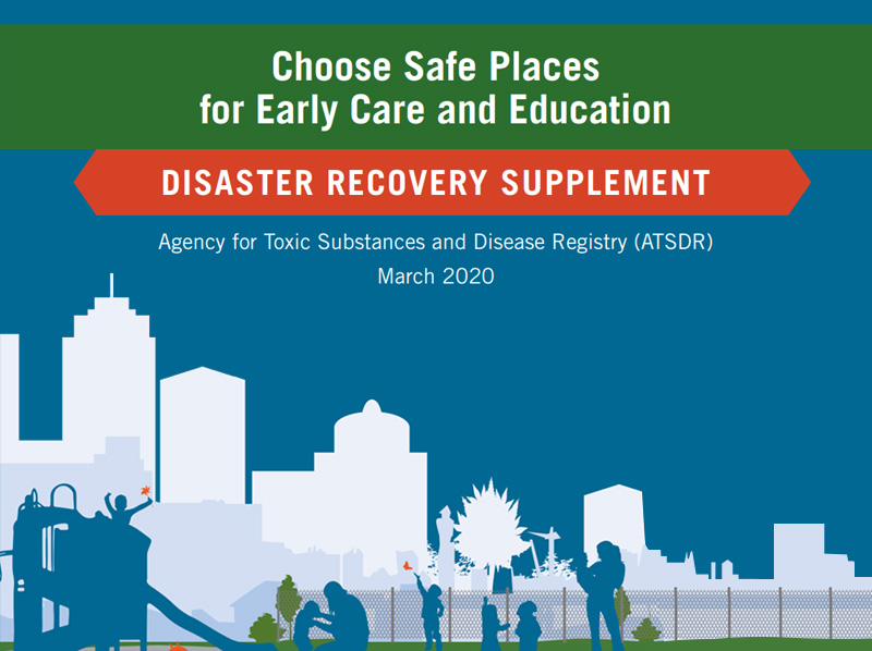 Cover Image for CSPECE Disaster Recovery Supplement