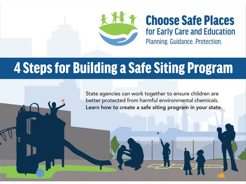 Building a Safe Siting Program Infographic