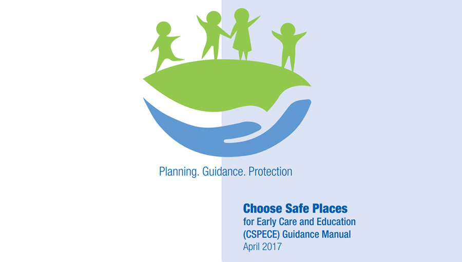 Cover page of CSPECE Guidance Manual