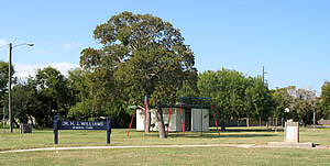 Dr. H.J. Williams Memorial Park