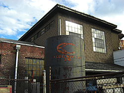 The EC Electroplating facility, located in Garfield, New Jersey.