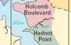 hadnot point