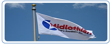 Midlothian, TX City Flag
