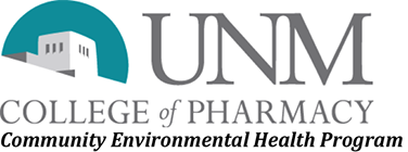 university of new mexico college of pharmacy logo
